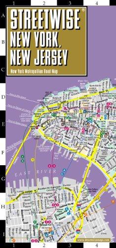 9781886705210: Streetwise New York, New Jersey (Streetwise S.)