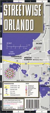 9781886705401: Streetwise Orlando