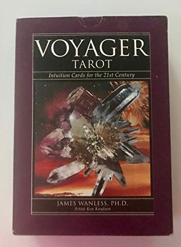 9781886708051: Voyager Tarot, Intuition Cards for the 21st Century