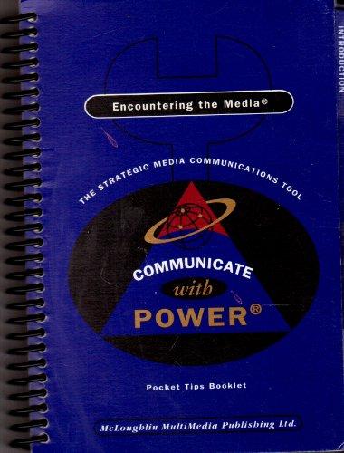 Encountering the Media : Pocket Tips Booklet: Barry J. Mcloughlin