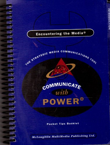 Encountering the Media: Pocket Tips Booklet: Barry J. Mcloughlin