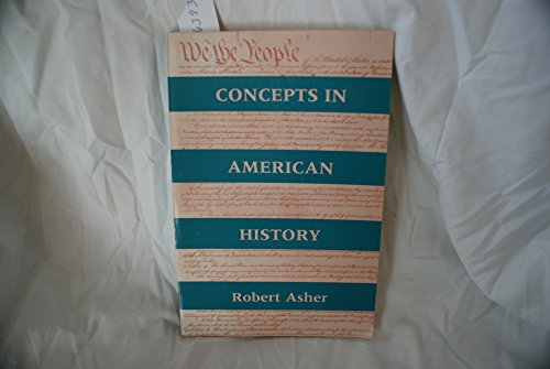 9781886746183: Concepts in American History