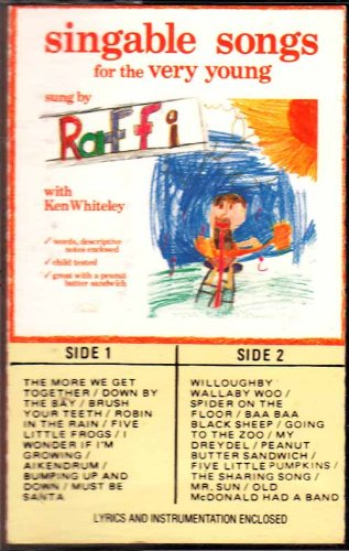 9781886767317: Singable Songs for the Very Young: Sung by Raffi