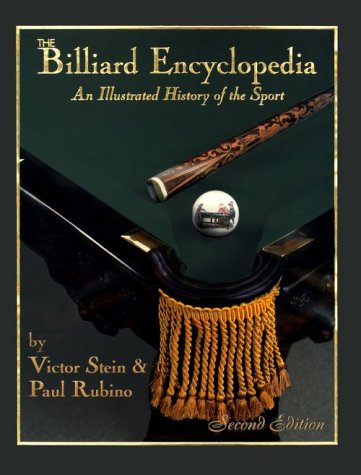 9781886768062: Billiard Encyclopedia: An Illustrated History of the Sport