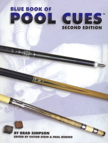 9781886768123: The Blue Book of Pool Cues