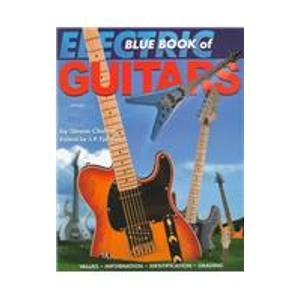 9781886768154: The Blue Book of Electric Guitars