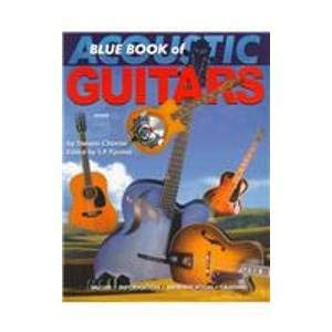 9781886768161: Blue Book of Acoustic Guitars