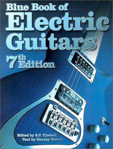 9781886768260: Blue Book of Electric Guitars