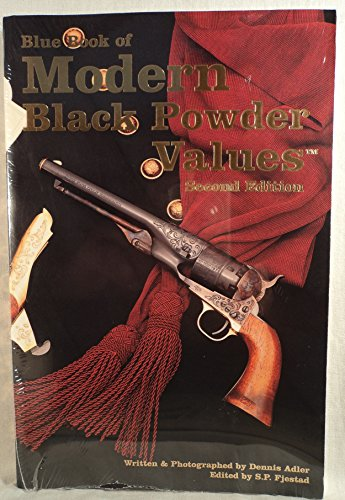 9781886768321: The Blue Book of Modern Black Powder Values: Second Edition