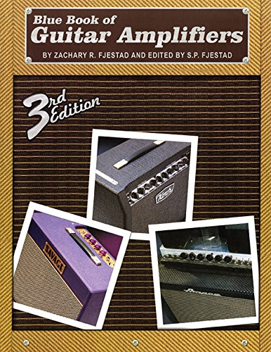 9781886768598: Blue Book of Guitar Amplifiers