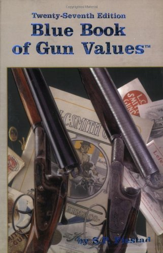 9781886768628: Blue Book of Gun Values, 27th Edition