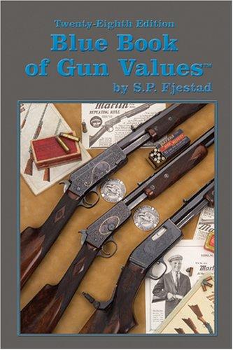 9781886768673: Blue Book of Gun Values