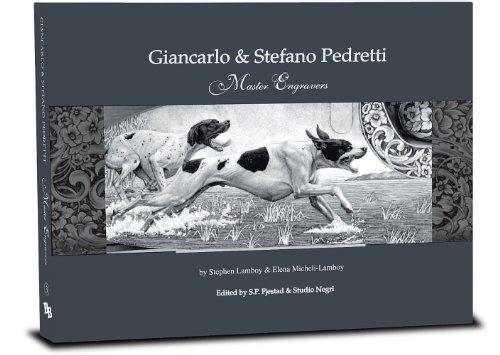 Giancarlo & Stefano Pedretti Master Engravers ( Hardcover)