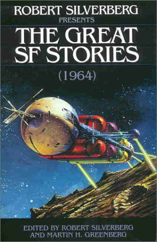 Robert Silverberg Presents the Great Science Fiction: Greenberg, Martin H.
