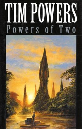 Powers of Two (omnibus The Skies Discrowned & An Epitaph in Rust) (SIGNED): Powers, Tim