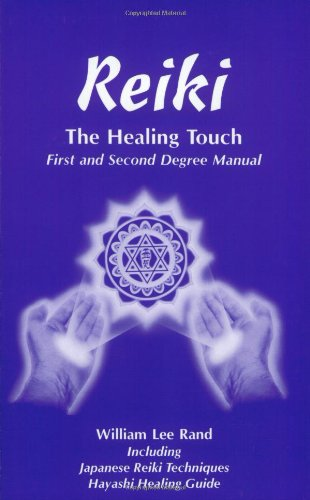 9781886785052: Reiki the Healing Touch: First and Second Degree Manual: Japanese Reiki Techniques and Hayashi Healing Guide