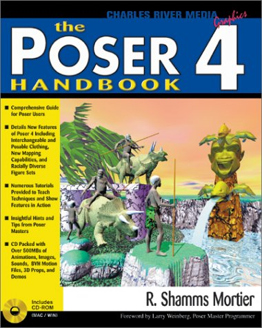 9781886801936: The Poser 4 Handbook (Graphics Series)