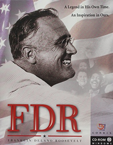 FDR: A Legend in His Own Time. An Inspiration to Ours. (CD-Rom - Windows): Corbis