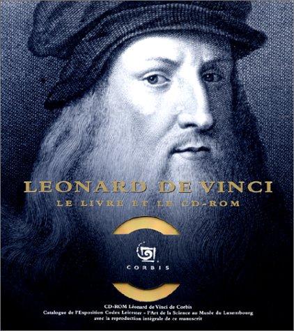 9781886802278: Léonard de Vinci : Le Codex Leicester, L'Art de la science (livre et CD-Rom)