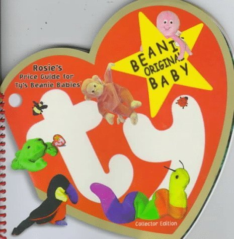 9781886812178: Rosie's Price Guide for Ty's Beanie Babies