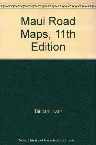 9781886842007: Maui Road Maps, 11th Edition