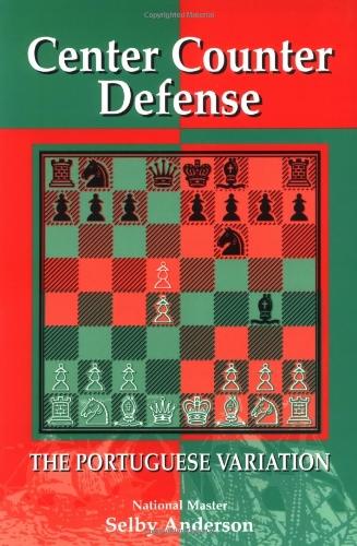 9781886846104: Center Counter Defense: The Portuguese Variation