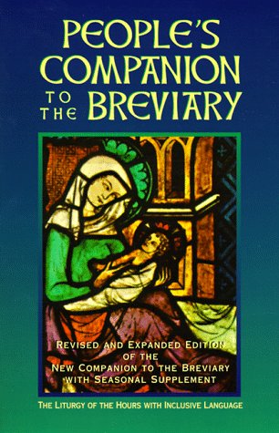 9781886873094: People's Companion to the Breviary, Vol. 1