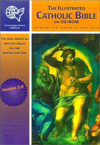 9781886877399: Illustrated Catholic Bible