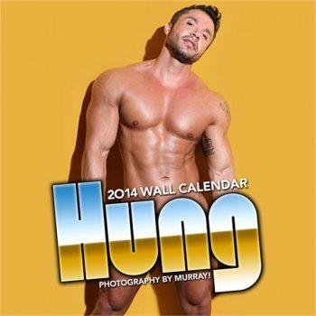 Hung 2014 Wall Calendar: Murray!