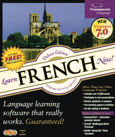 FrenchNow!: Transparent Language, Inc.