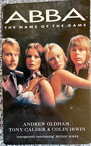 9781886894495: Abba: The Name of the Game