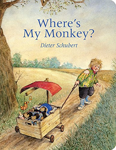 9781886910638: Where's My Monkey? (Lemniscaat Series)