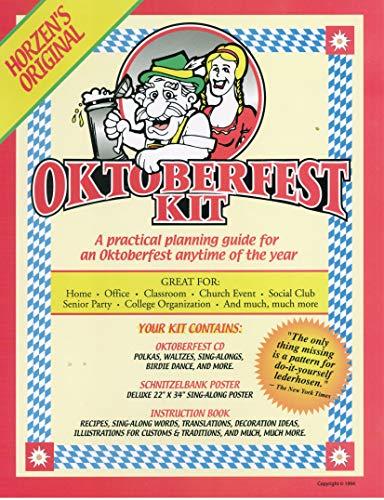 9781886912007: Horzen's Original Oktoberfest Kit