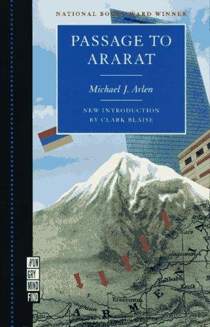 9781886913059: Passage to Ararat (A Ruminator Find)