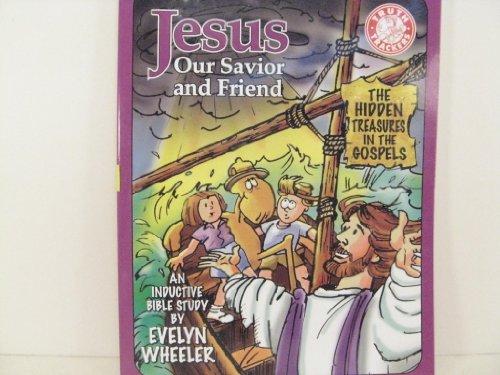 9781886930261: The Hidden Treasures in the Gospels: An Inductive Study for Children
