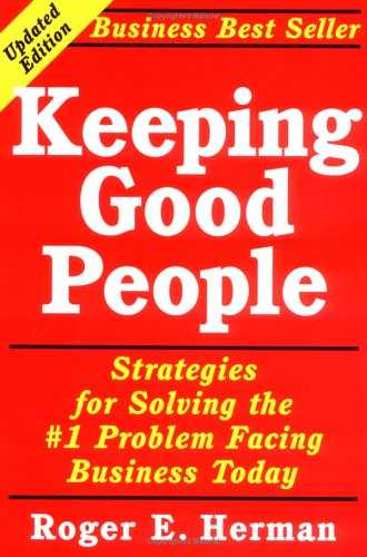 9781886939264: KEEPING GOOD PEOPLE-SC-OSI