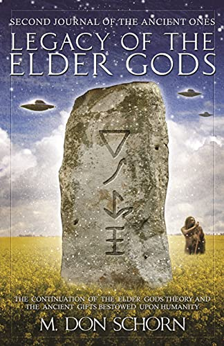 9781886940581: Legacy of the Elder Gods (Second Journal of the Ancient Ones)