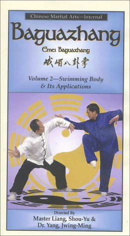 9781886969292: Baguazhang 2 - Swimming Body and Its Applications. [VHS]