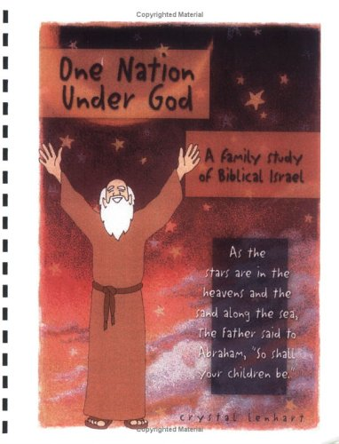 9781886987166: One Nation Under God: A Family Study of Biblical Israel