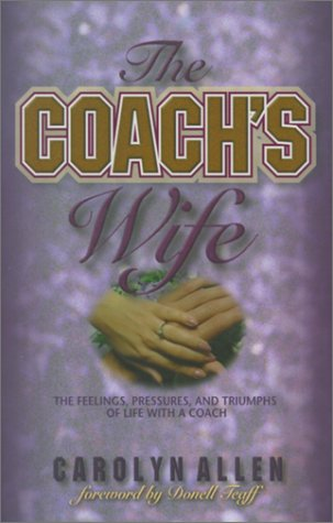 9781887002516: The Coach's Wife