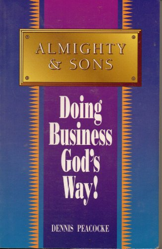 9781887021005: Doing Business God's Way