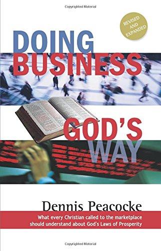 9781887021012: Doing Business God's Way