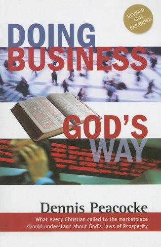 9781887021029: Doing Business God's Way