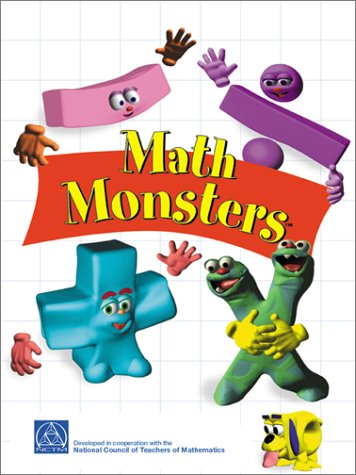 9781887028172: Math Monsters Episode #1: Data Collection [VHS]