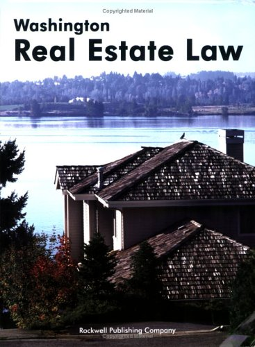 Washington Real Estate Law: Alan Tonnon