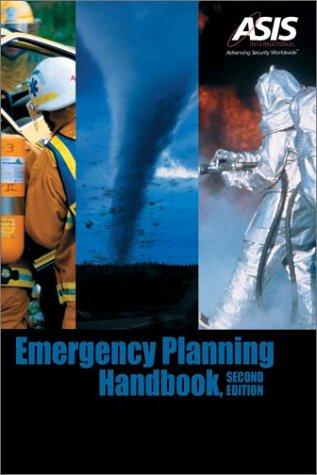9781887056205: Emergency Planning Handbook, 2nd edition