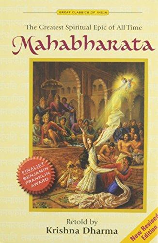 Mahabharata: The Greatest Spiritual Epic of all: Dharma, Krishna retold