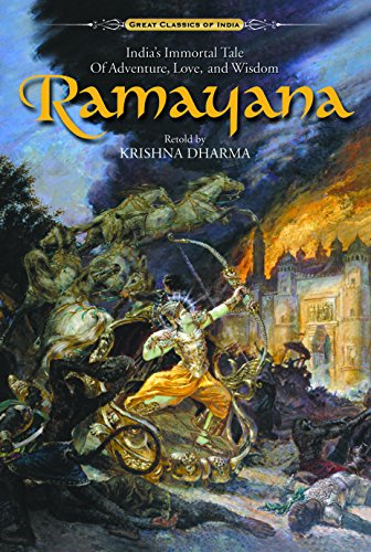 9781887089227: Ramayana: India's Immortal Tale of Adventure