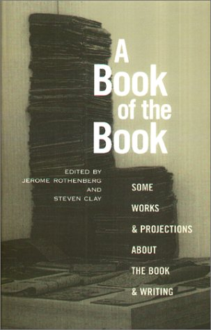 9781887123297: Book Of The Book, A