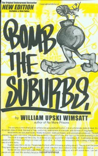Bomb the Suburbs: William Upski Wimsatt